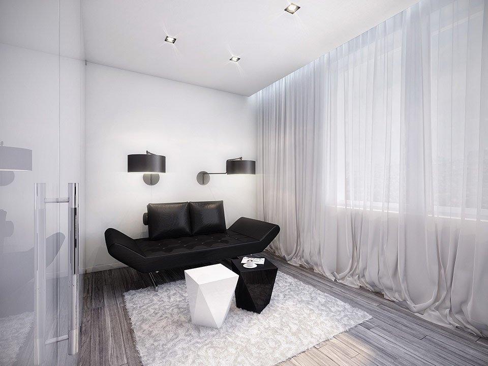C mo agrandar una habitaci n con iluminaci n masluzmx - Iluminacion habitacion ...