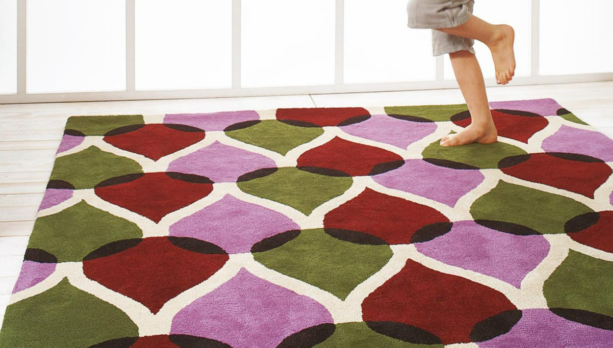 Alfombras modernas personalizables kilopond decoraci n for Imagenes alfombras modernas
