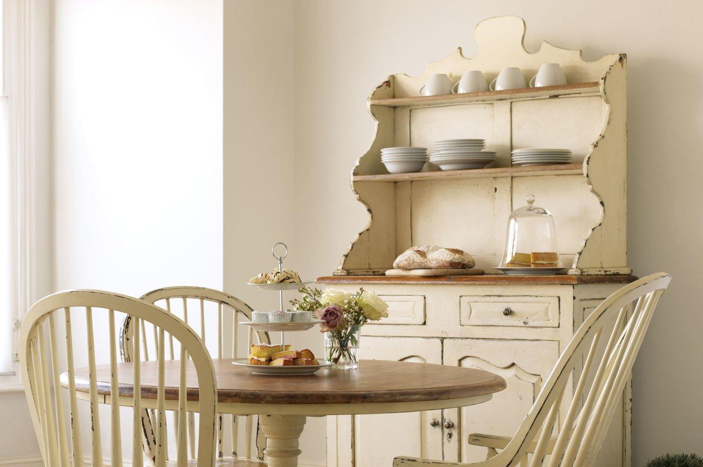 Muebles para una cocina de estilo ingl s decoraci n del for Aparador cocina