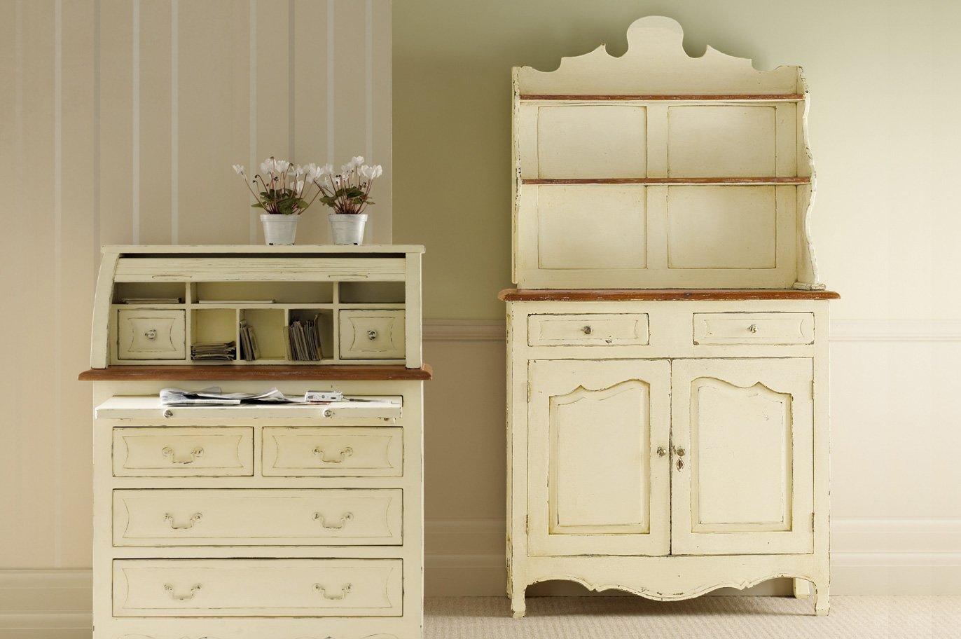 Muebles para una cocina de estilo ingl s decoraci n del - Aparadores de cocina ...