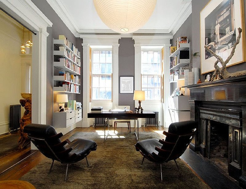 Apartamento de julianne moore en nueva york decoraci n for Veltroni casa new york
