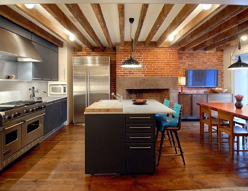 Famoso Cocina Moderna De Nueva York Modelo - Ideas para Decoración ...