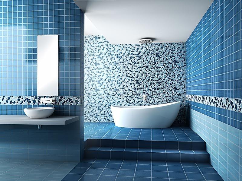 Decoracion Baño Azul:El azul en la decoración de interiores (II) Decoración del hogar