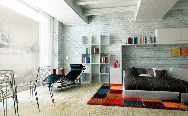 Buenas razones para colocar una alfombra en el dormitorio for Alfombras buenas