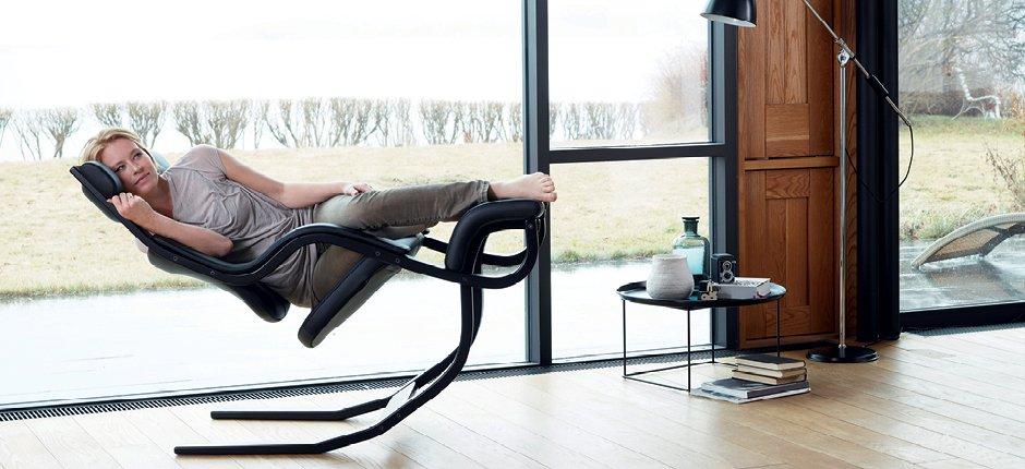 Dormir Para SiestaDecoración Butaca Gravity BalansPerfecta La BroxCde