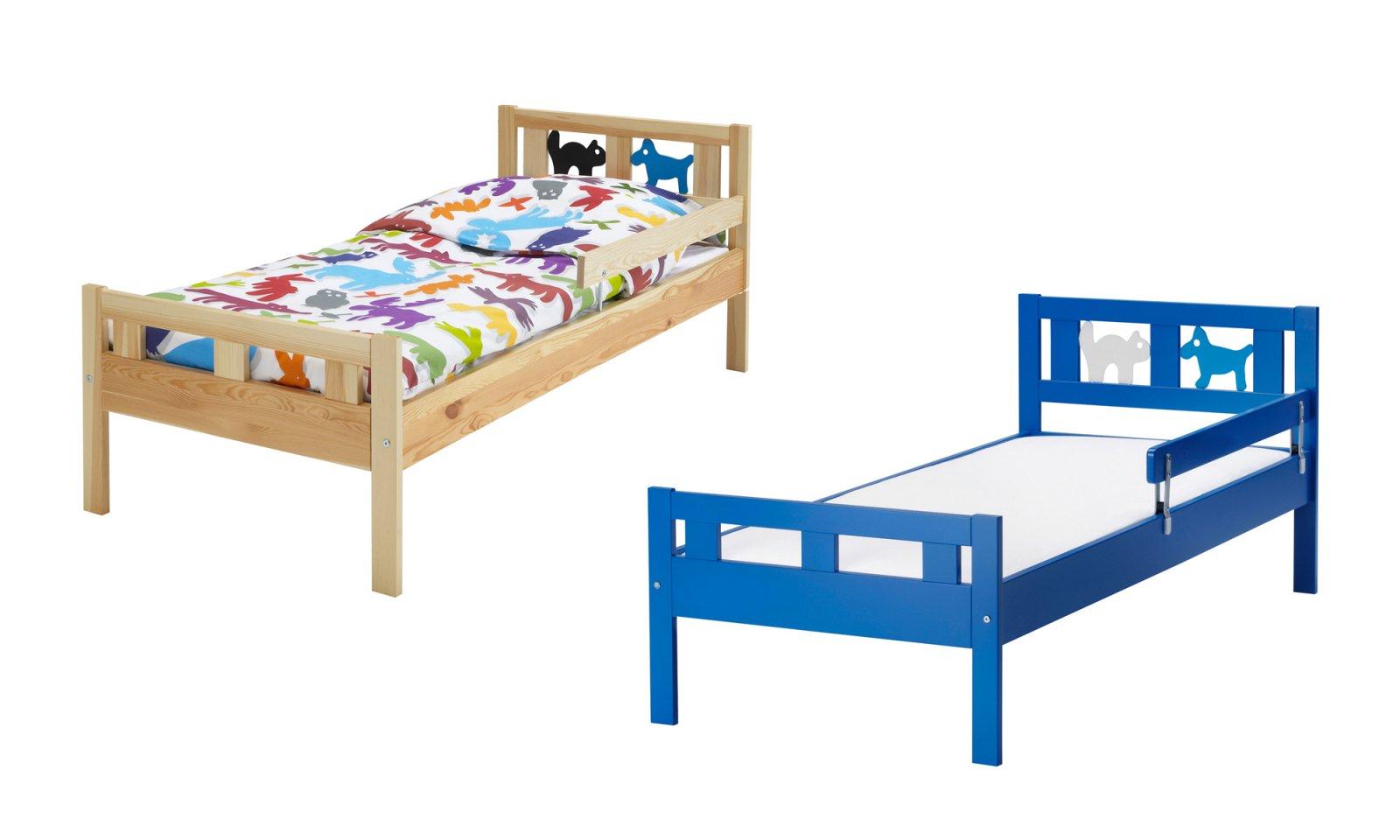 Mobiliario para ni os kritter de ikea decoraci n del hogar for Cama nino ikea