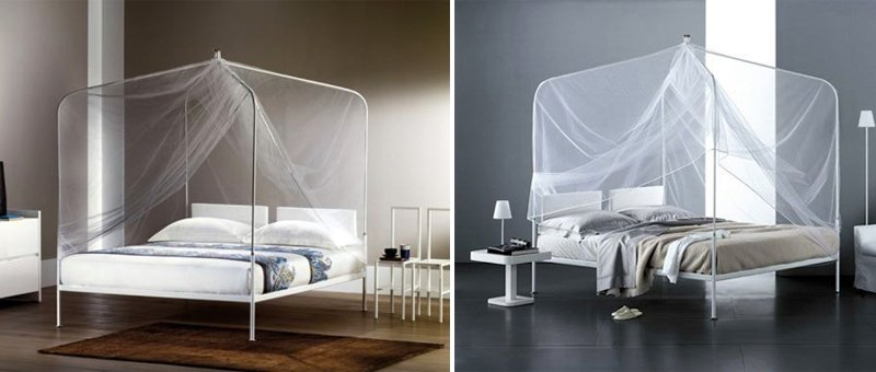 camas con dosel crimea canopy bed