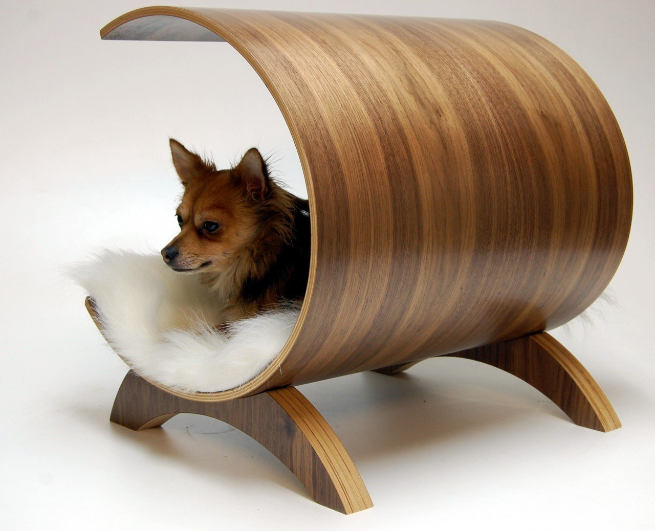 Elegantes camas para mascotas decoraci n del hogar for Accesorios para mascotas