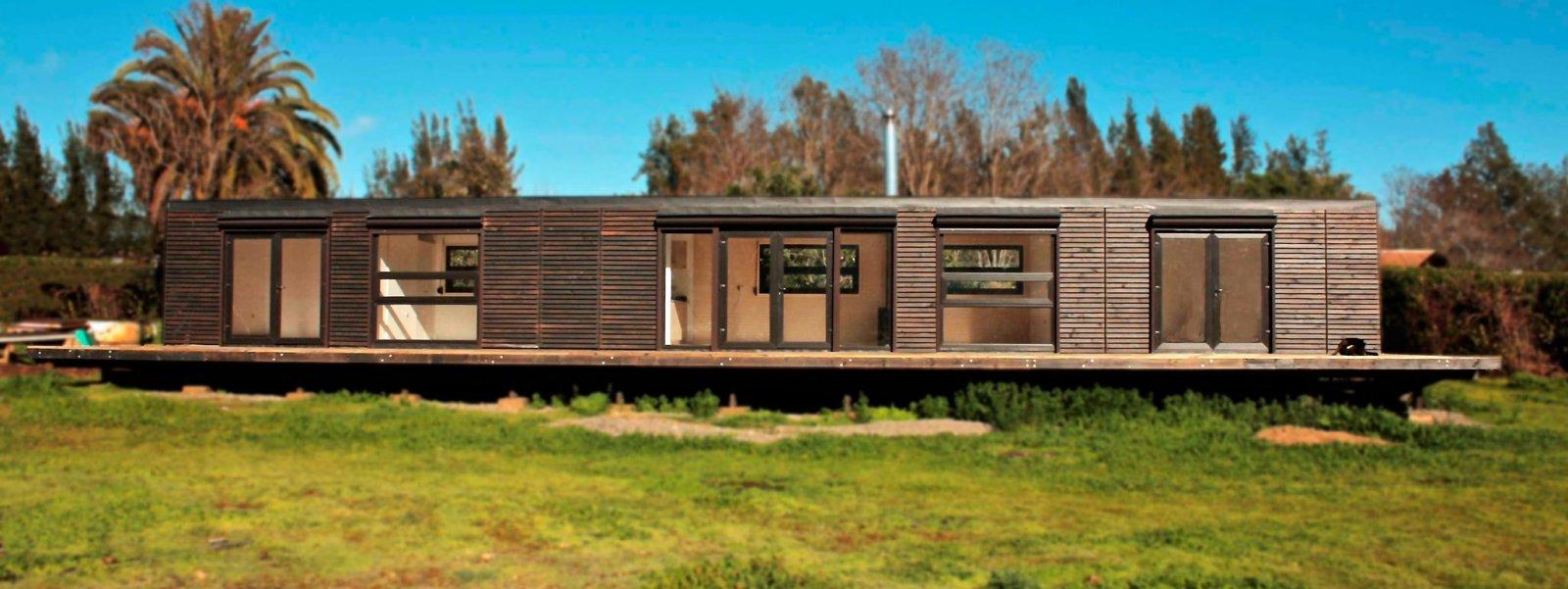 Casas modulares las casas del futuro decoraci n del hogar - Ihome casas modulares ...