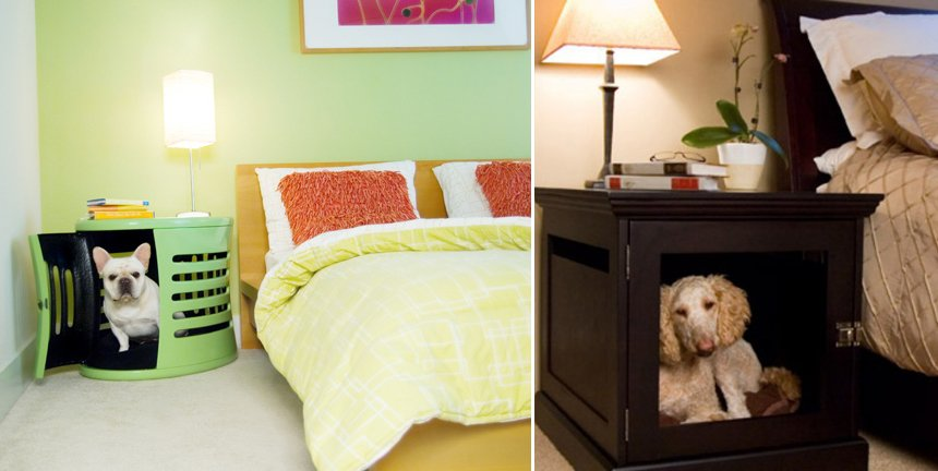 a5abfd2b1 Casetas para mascotas con mucho estilo. Decoración del hogar.