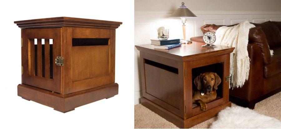 Casetas para mascotas con mucho estilo decoraci n del hogar for Casetas para guardar cosas