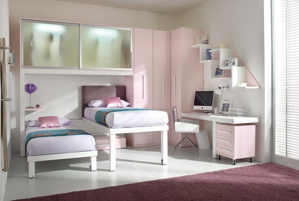 Cat logo 2012 de habitaciones juveniles tumidei for Dos arredamenti