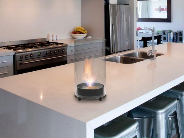 chimeneas de bioetanol de mesa