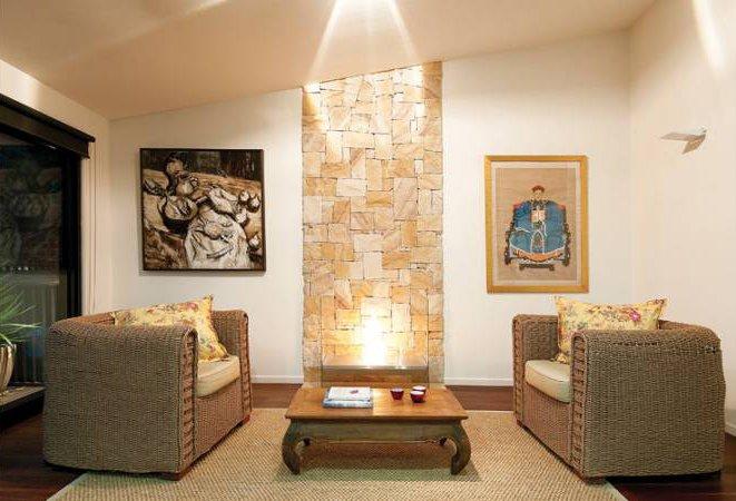 Chimeneas de dise o ecosmart fire ii decoraci n del hogar - Decoracion de chimeneas modernas ...
