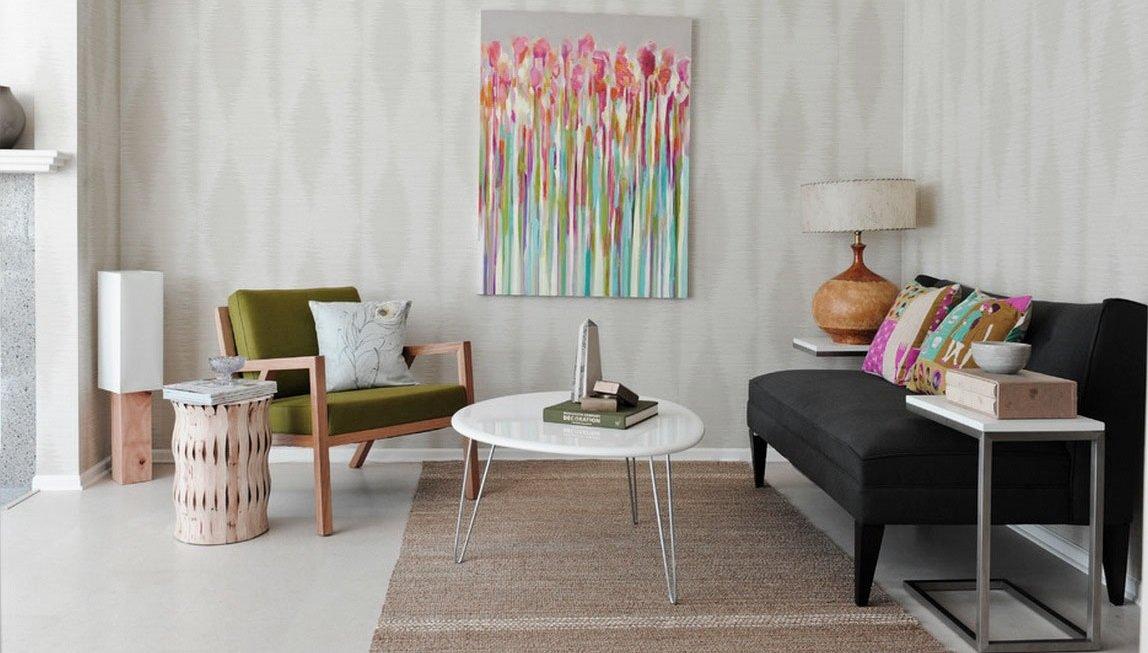 Como decorar un sal n estilo vintage decoraci n del hogar for Articulos decoracion salon