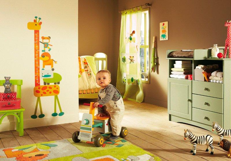 Claves para decorar habitaciones de beb s decoraci n del hogar - Juegos de decorar habitaciones grandes ...
