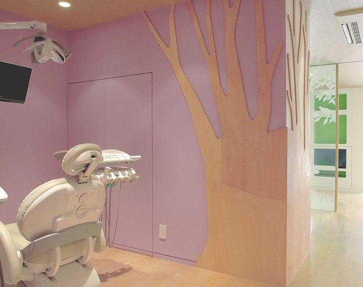 Clínica Dental Ideal Para Los Más Pequeños Decoración Del