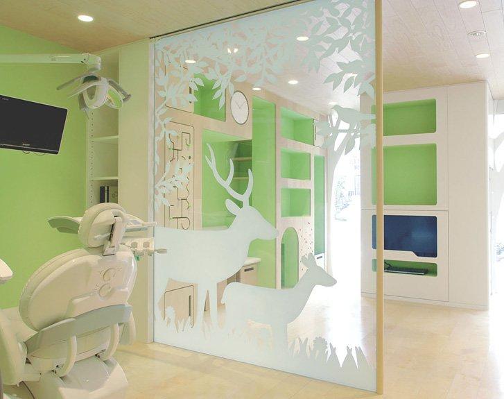 Cl nicas dentales m s extravagantes - Decoracion clinica dental ...