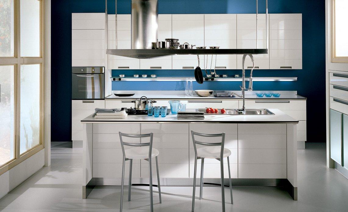 Cocinas modernas llenas de colorido scavolini decoraci n for Cocinas actuales modernas
