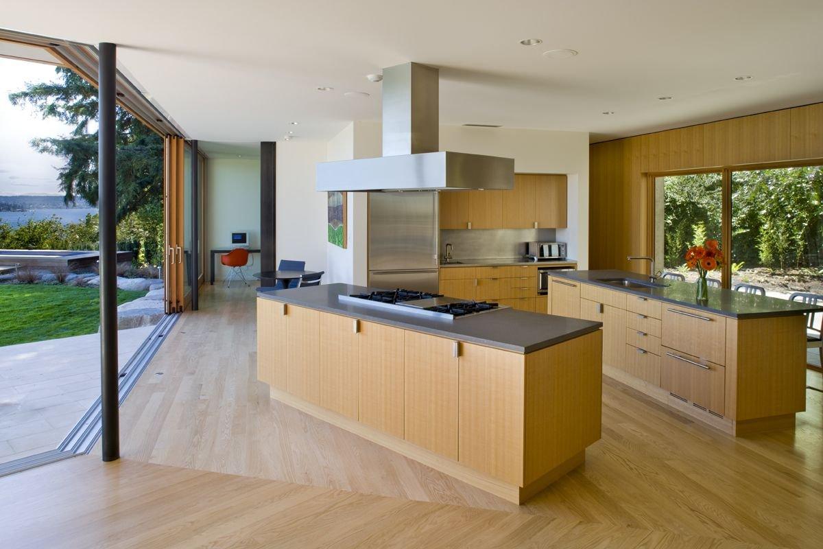 Pon linda tu casa hermosas cocinas for Planos de cocinas feng shui