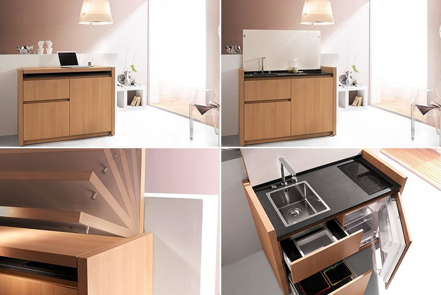 cocinas compactas de la firma kitchoo decoraci n del hogar