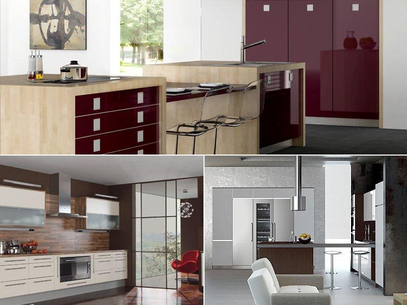 Cocinas acogedoras de forlady decoraci n del hogar for Muebles de cocina forlady