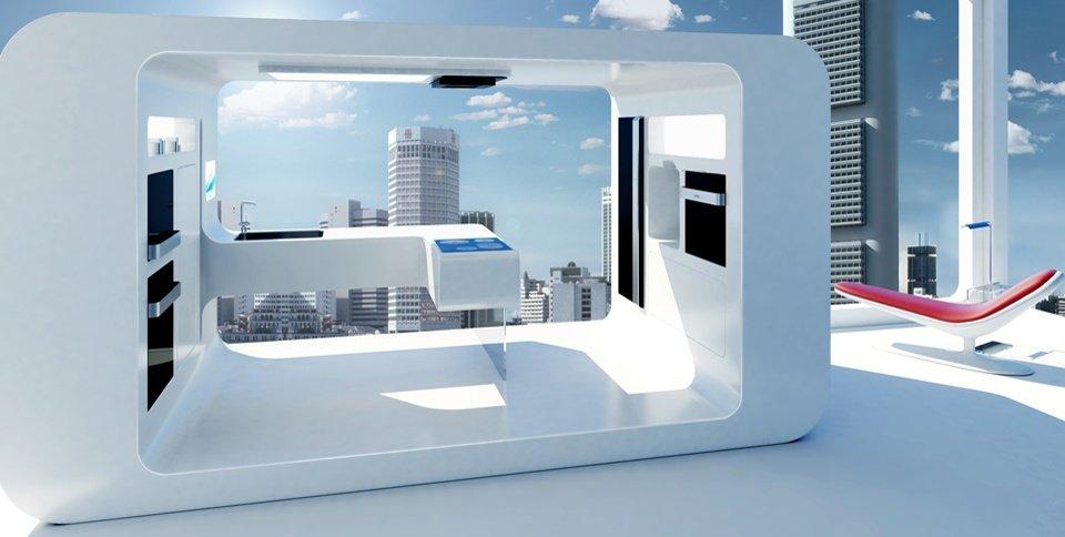Cocina futurista gorenje del dise ador ora to decoraci n for Disenador virtual de habitaciones