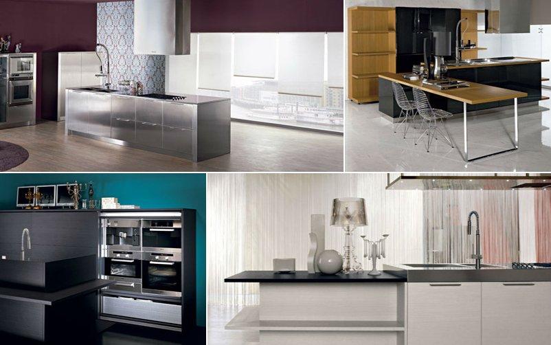 Cocinas de la colecci n opera de lineaquattro decoraci n for Cocinas en linea