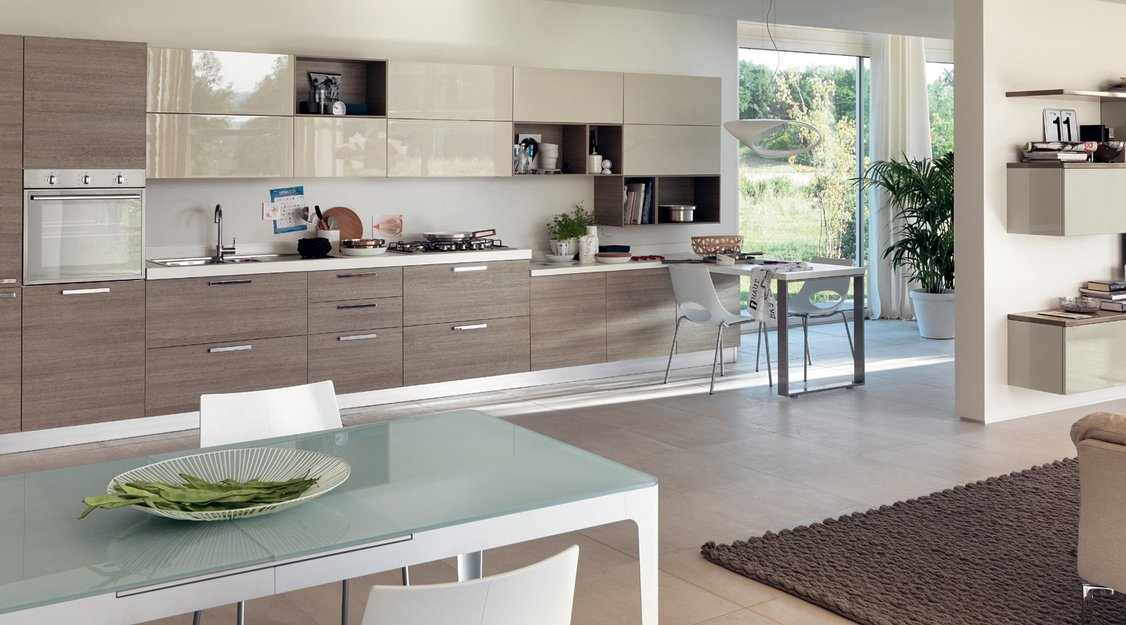 Disenos de cocinas integrales related keywords disenos for Decoracion de casas modernas