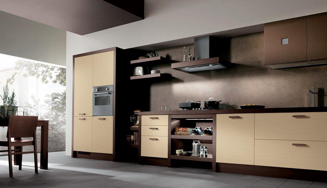 Cocinas modernas coloridas scavolini cocinas modernas - Alacenas modernas fotos ...