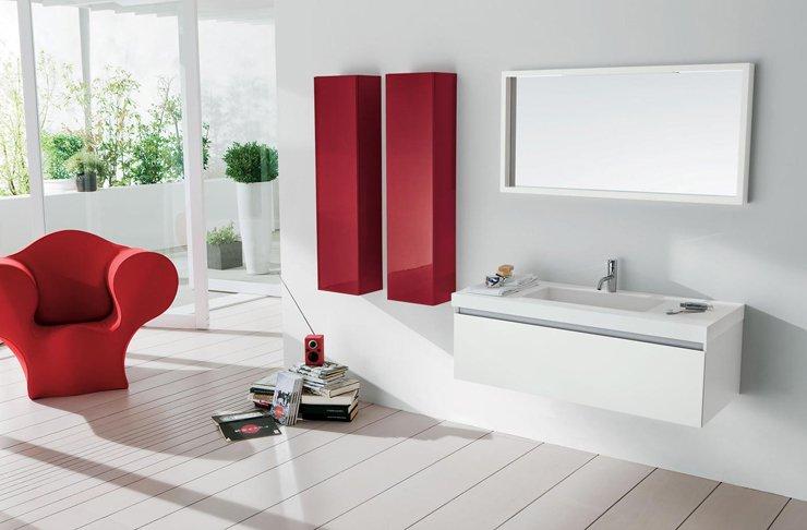Decoracion Baños Actuales:Colección de baño 360Gradi de Altamarea Decoración del hogar