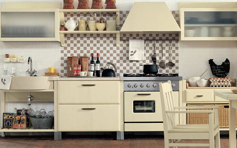 Cocinas minacciolo decoraci n del hogar - Cocinas retro anos 50 ...
