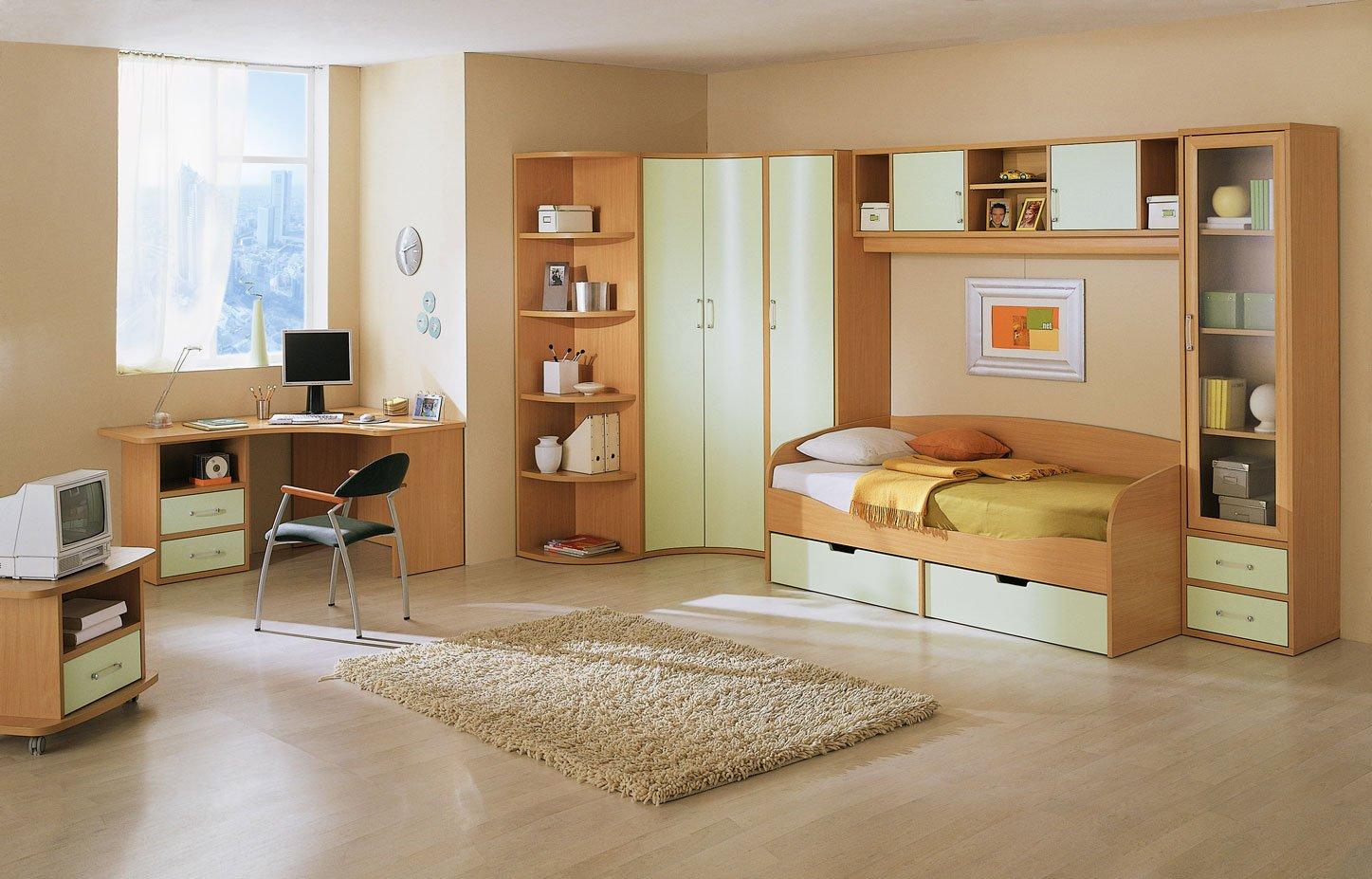 El color marr n en la decoraci n decoraci n del hogar - Habitacion marron ...
