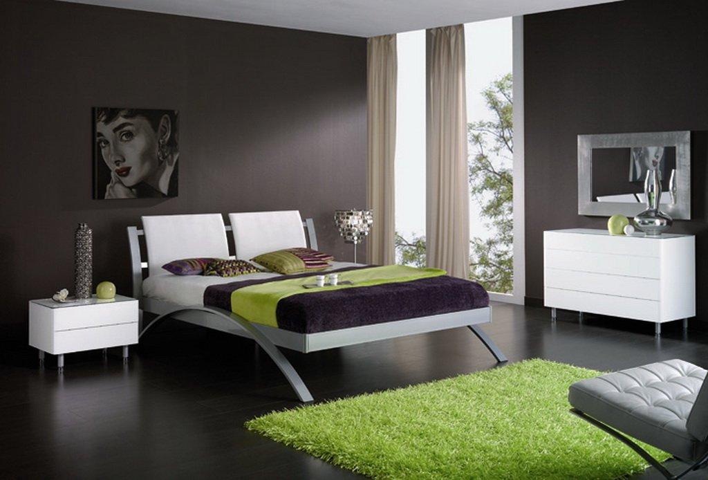 El color negro en la decoración de interiores