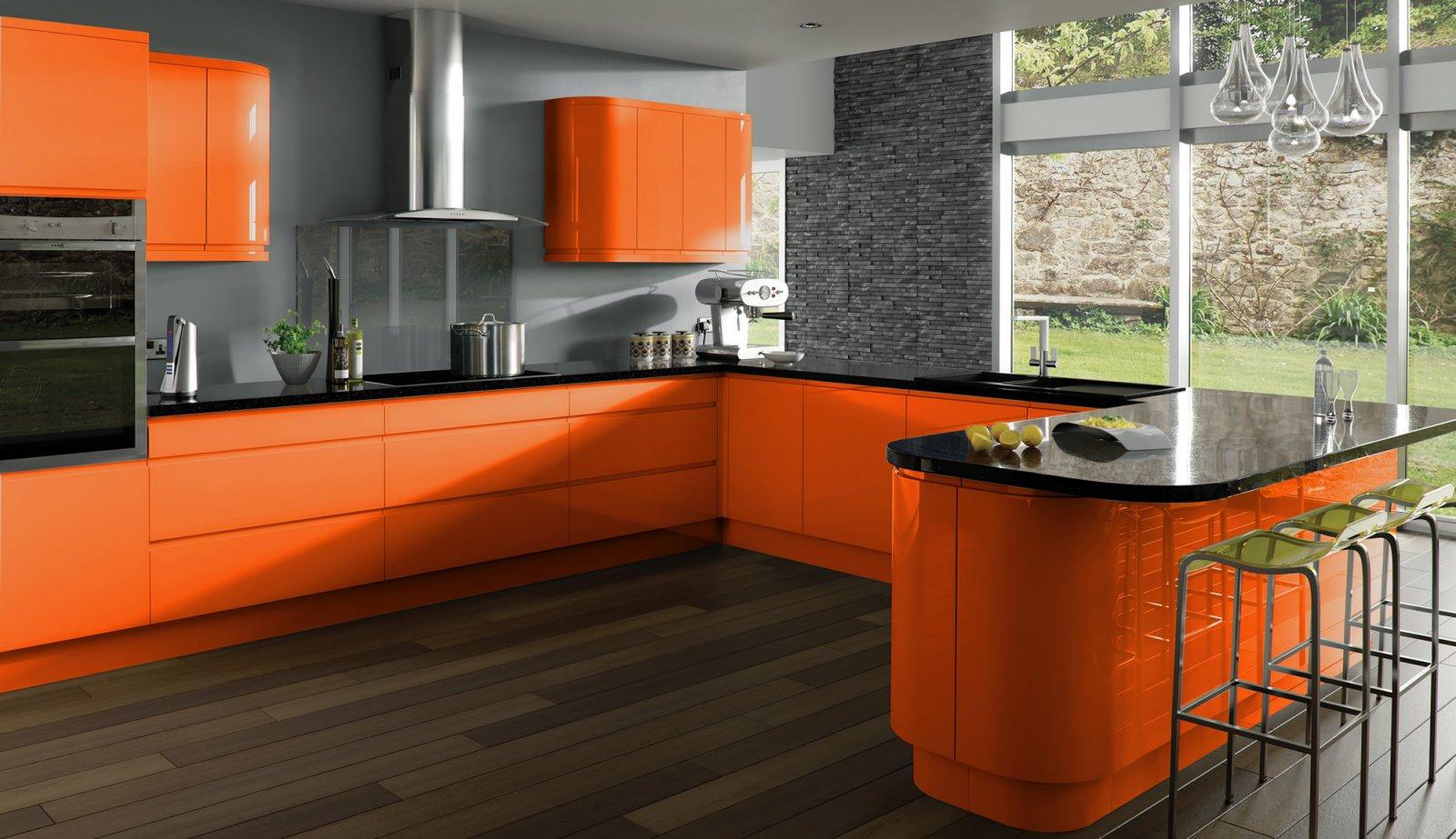 Cocinas de colores claves para su decoraci n decoraci n for Pintura cocina pato azul