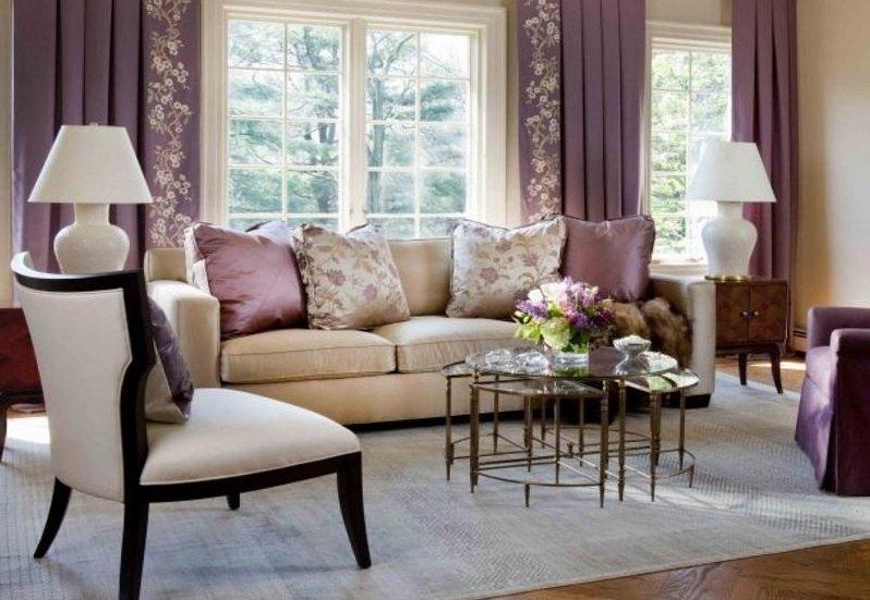 Como decorar un salón estilo vintage. Decoración del hogar.