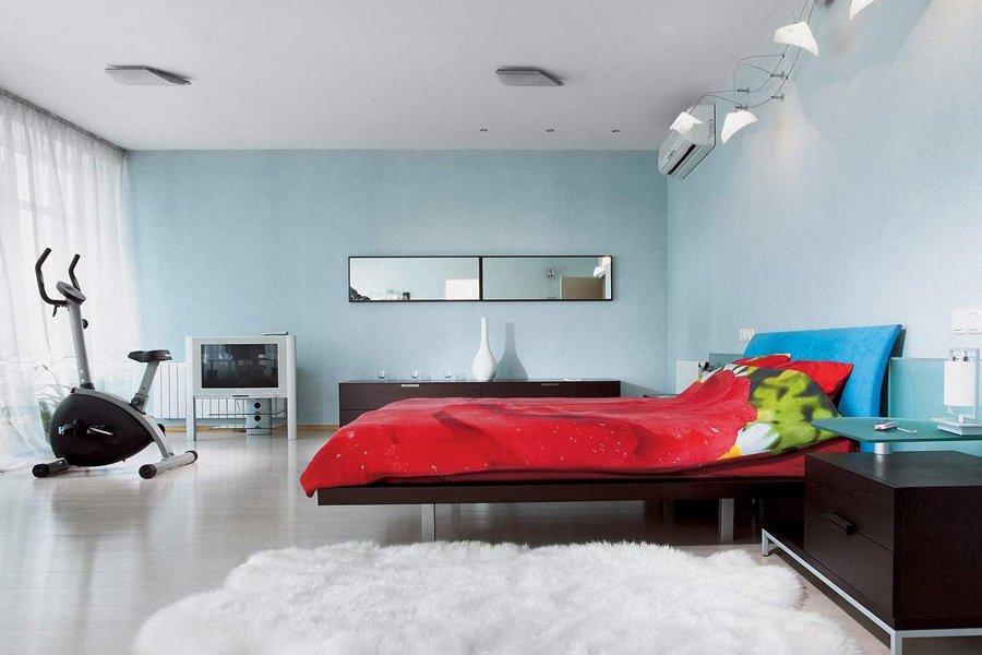 El color rojo en la decoracin Decoracin del hogar