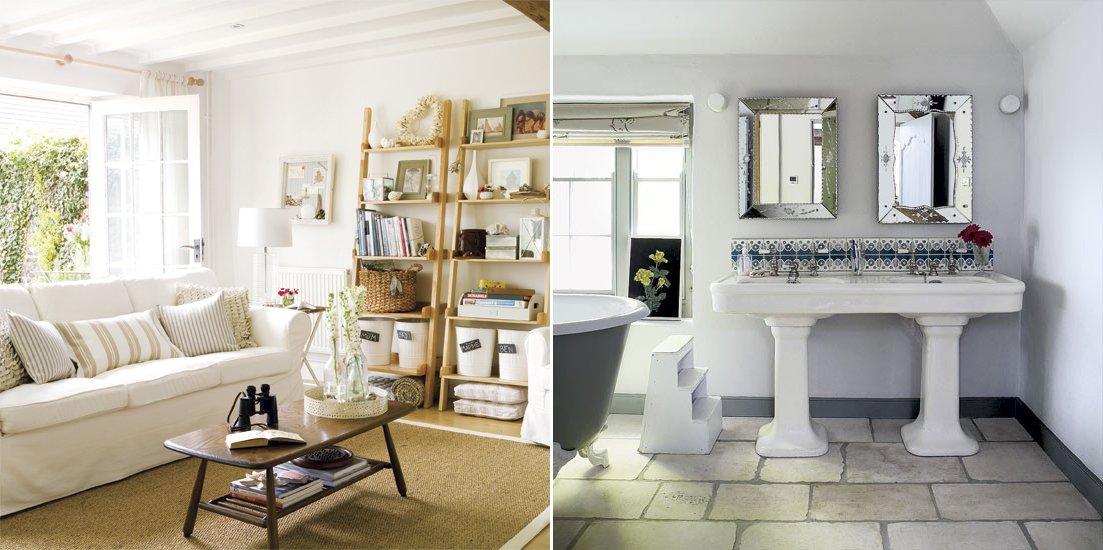 Claves del estilo cottage decoraci n del hogar - Estilo ingles decoracion interiores ...