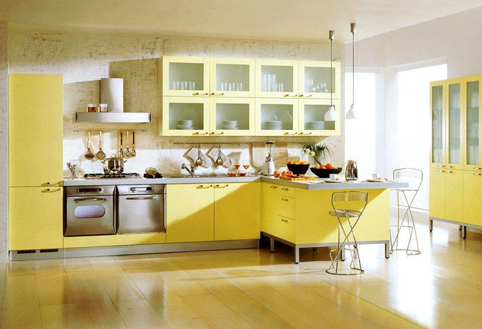 Colores para cada estancia de la casa decoraci n del hogar - Cocinas con colores vivos ...