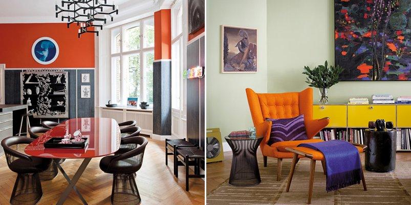 Perfecta combinaci n de estilo cl sico y contempor neo for Carrera de interiorismo y decoracion