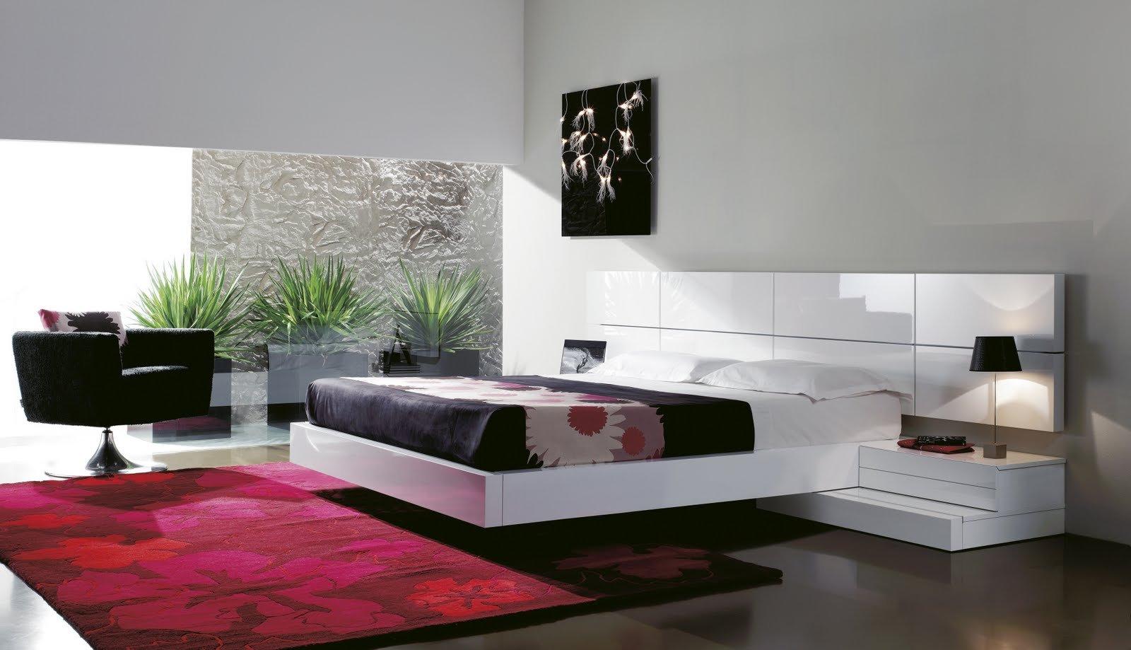 C mo decorar una habitaci n de matrimonio decoraci n del for Decoracion de habitaciones de matrimonio en blanco