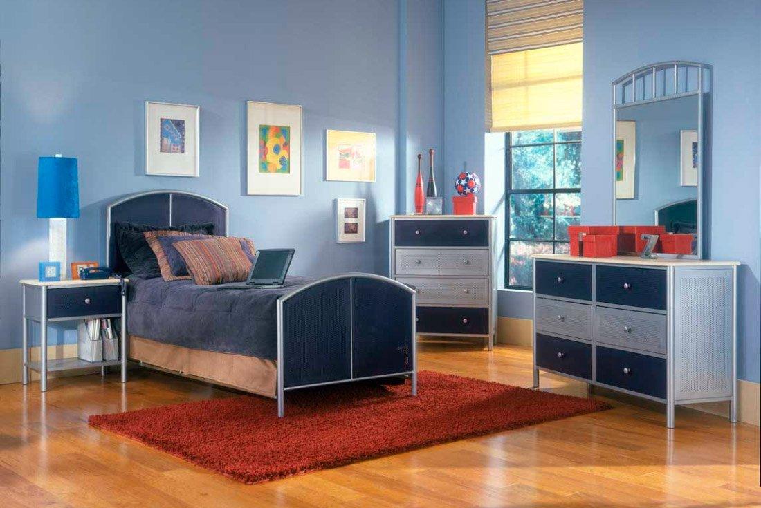 Como decorar una habitaci n juvenil decoraci n del hogar for Dormitorio para 4 personas