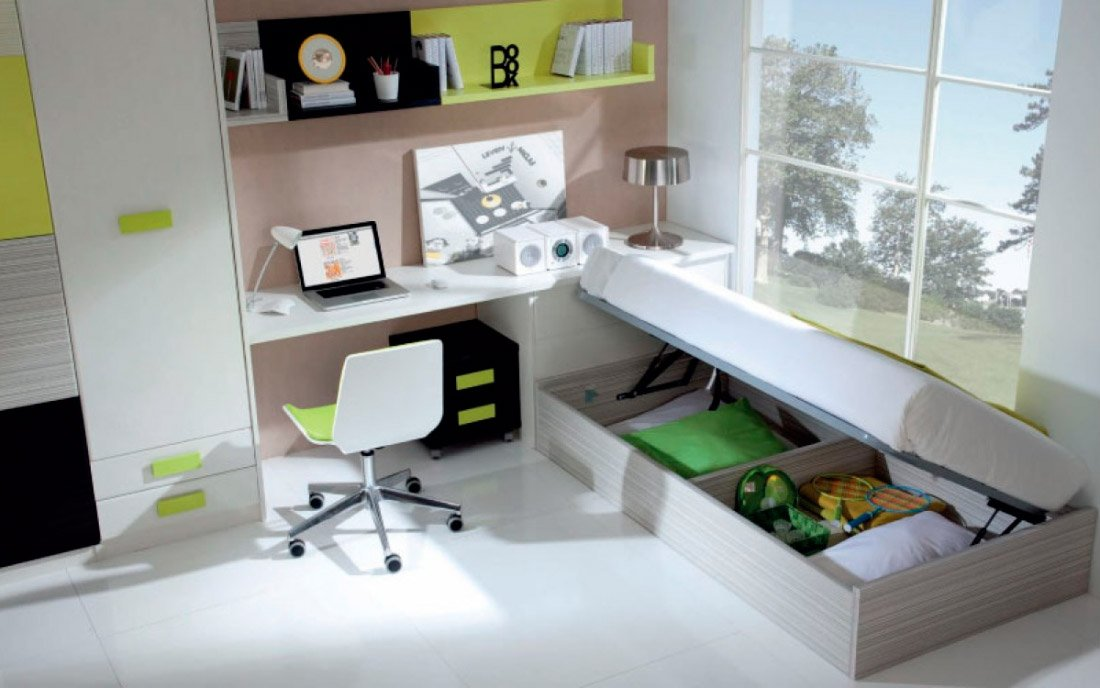 Como decorar una habitaci n juvenil decoraci n del hogar for Recamaras para adultos decoracion