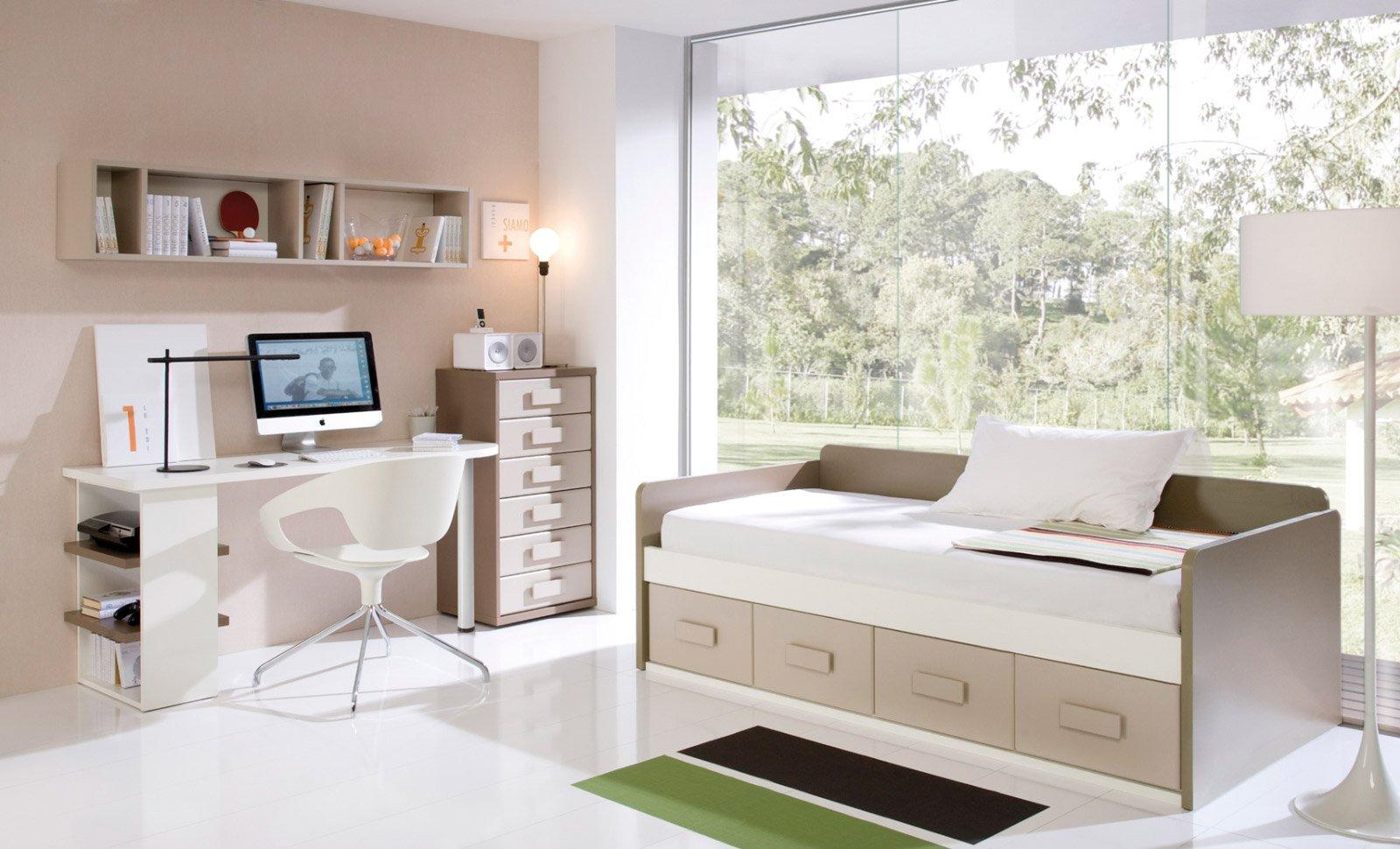 Como decorar una habitaci n juvenil decoraci n del hogar for Espejos para habitaciones juveniles