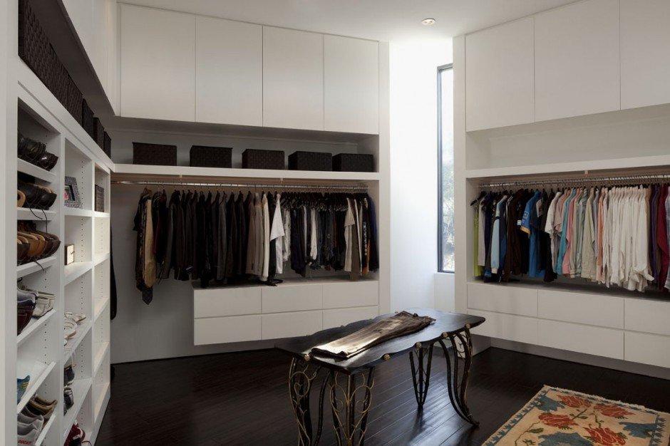 Ideas para diseñar un vestidor en tu hogar. decoración del hogar.
