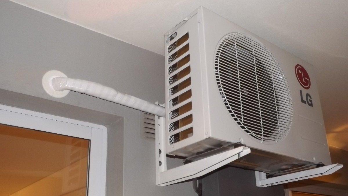 18073278d4f10 Cómo y dónde colocar el aire acondicionado en casa. Decoración del ...