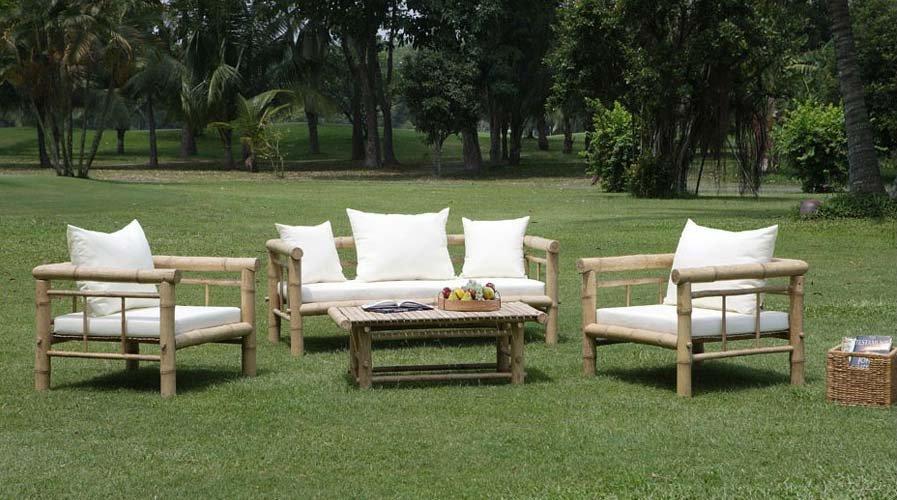 Sofas De Exterior Decoracion Del Hogar - Sofas-para-jardines-exteriores