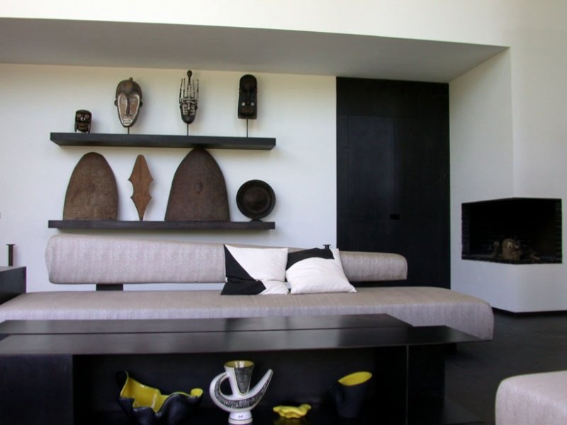 consejos para crear una decoraci n tnica decoraci n del hogar. Black Bedroom Furniture Sets. Home Design Ideas