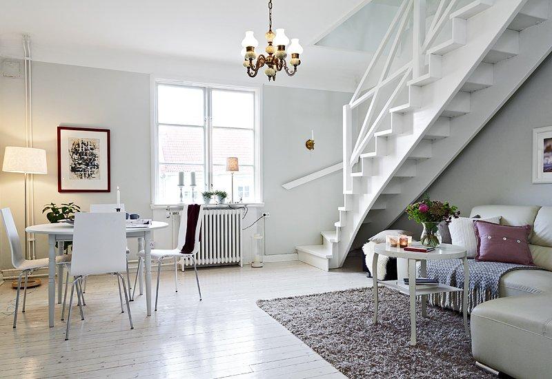 Consejos para decorar un d plex decoraci n del hogar for Escaleras de duplex