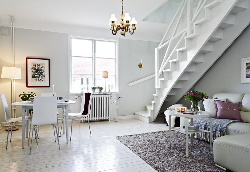 Consejos para decorar un d plex decoraci n del hogar - Decoracion escaleras duplex ...